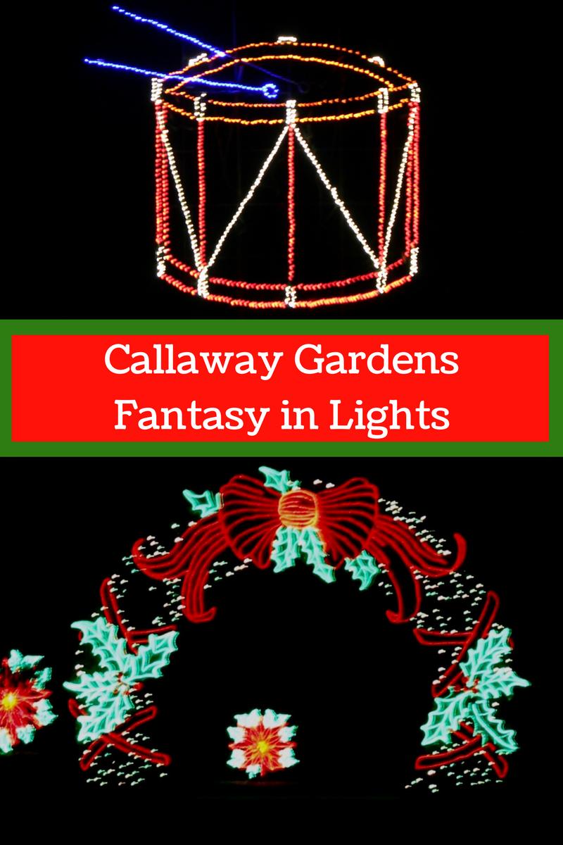 Callaway gardens fantasy in lights discount coupons