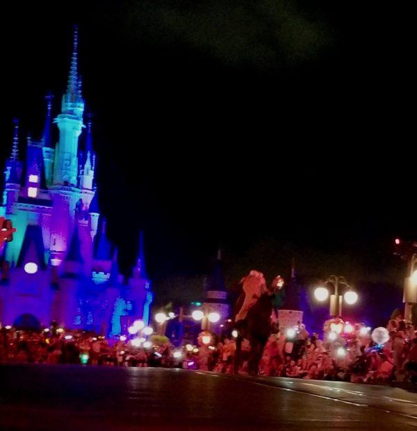 Headless Horseman Mickey's Not So Scary Halloween