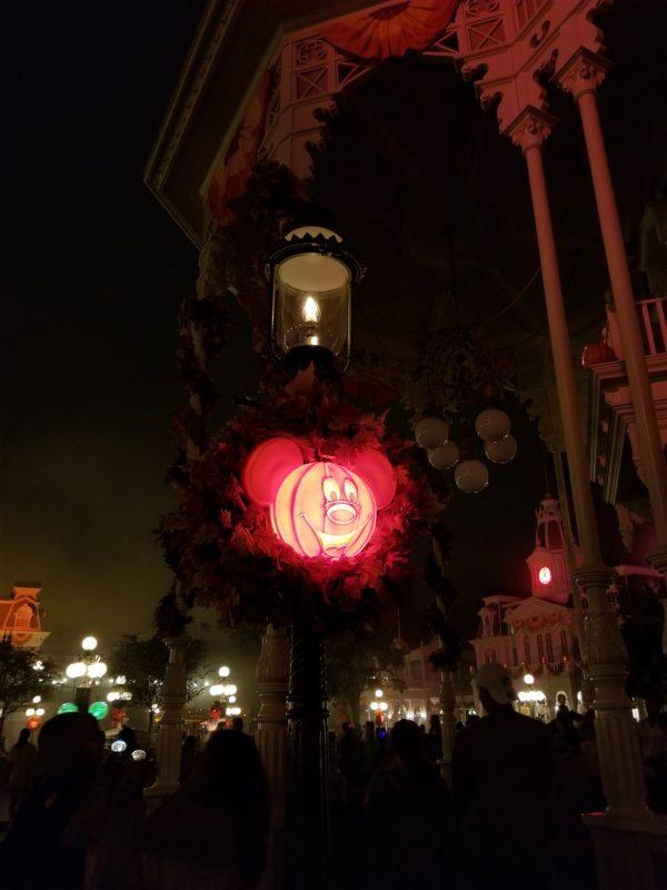 Magic Kingdom Mickey's Not So Scary Halloween