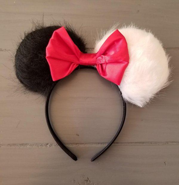 Cruella Deville Mickey Ears