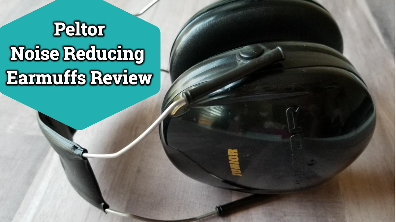 Peltor Noise Reducing Earmuffs Review