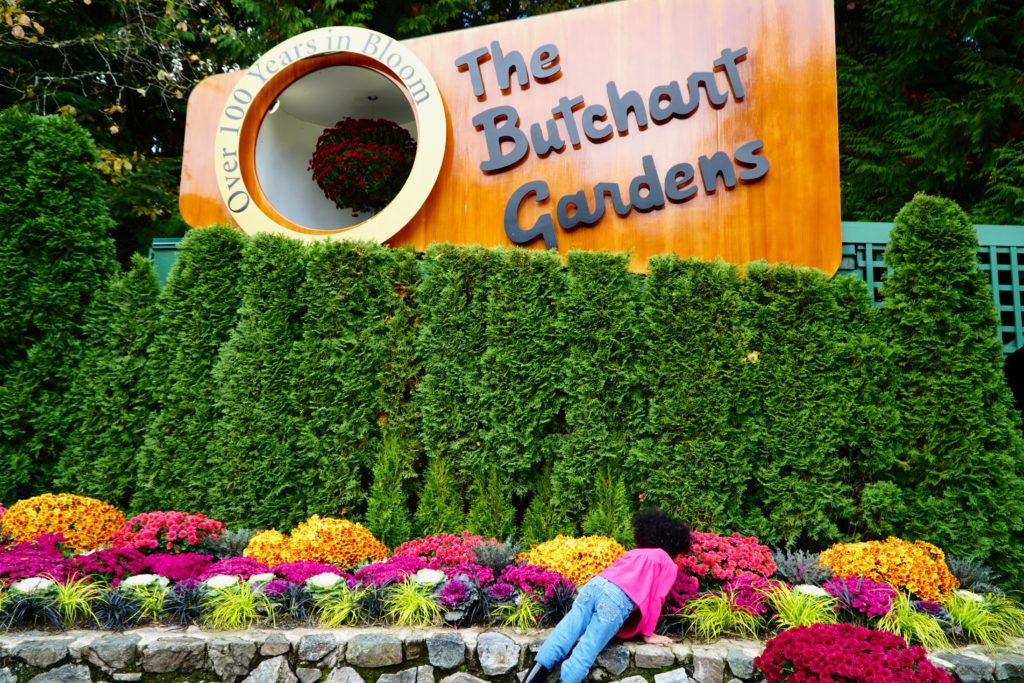 Our Visit To The Butchart Gardens Victoria British Columbia