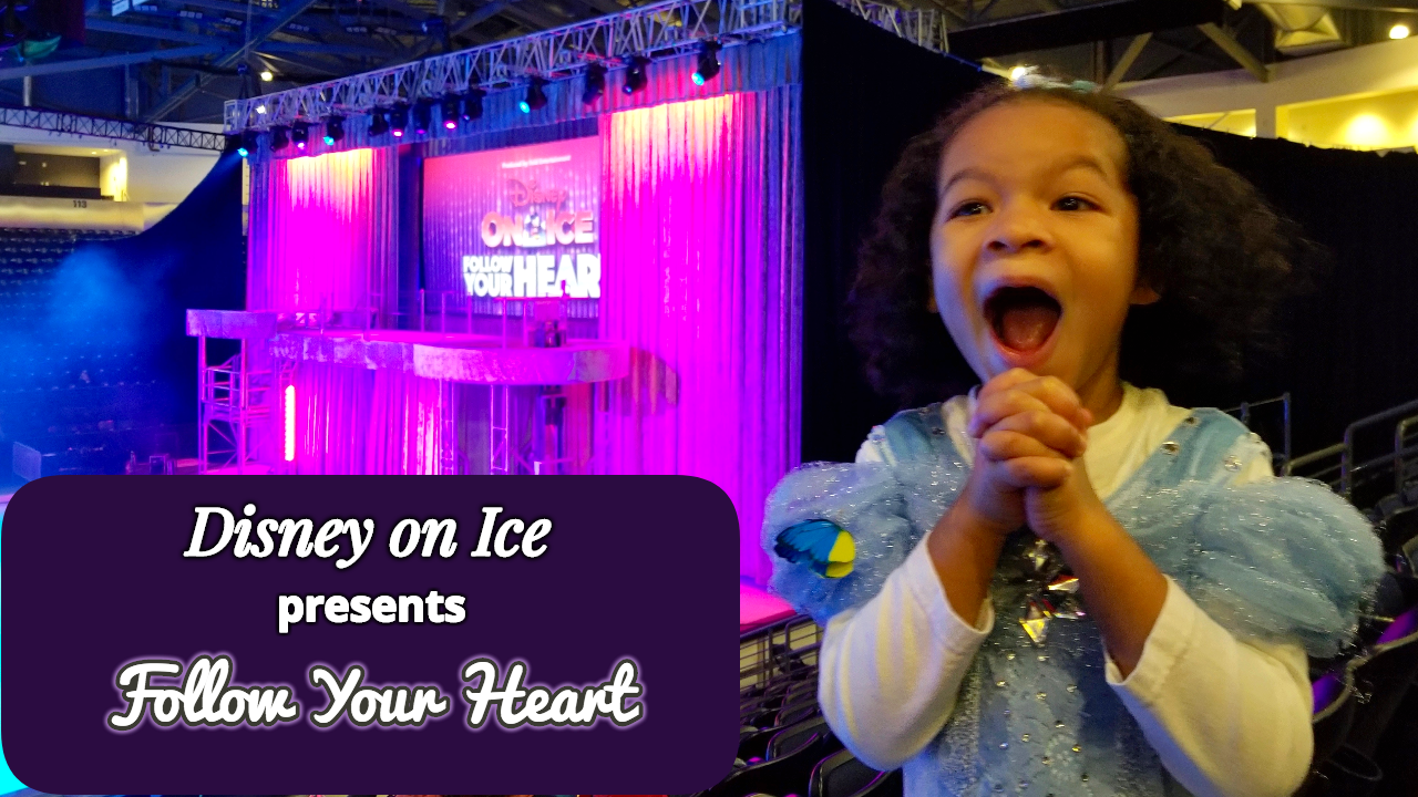5 Tips for Disney On Ice with Children on the Autism Spectrum