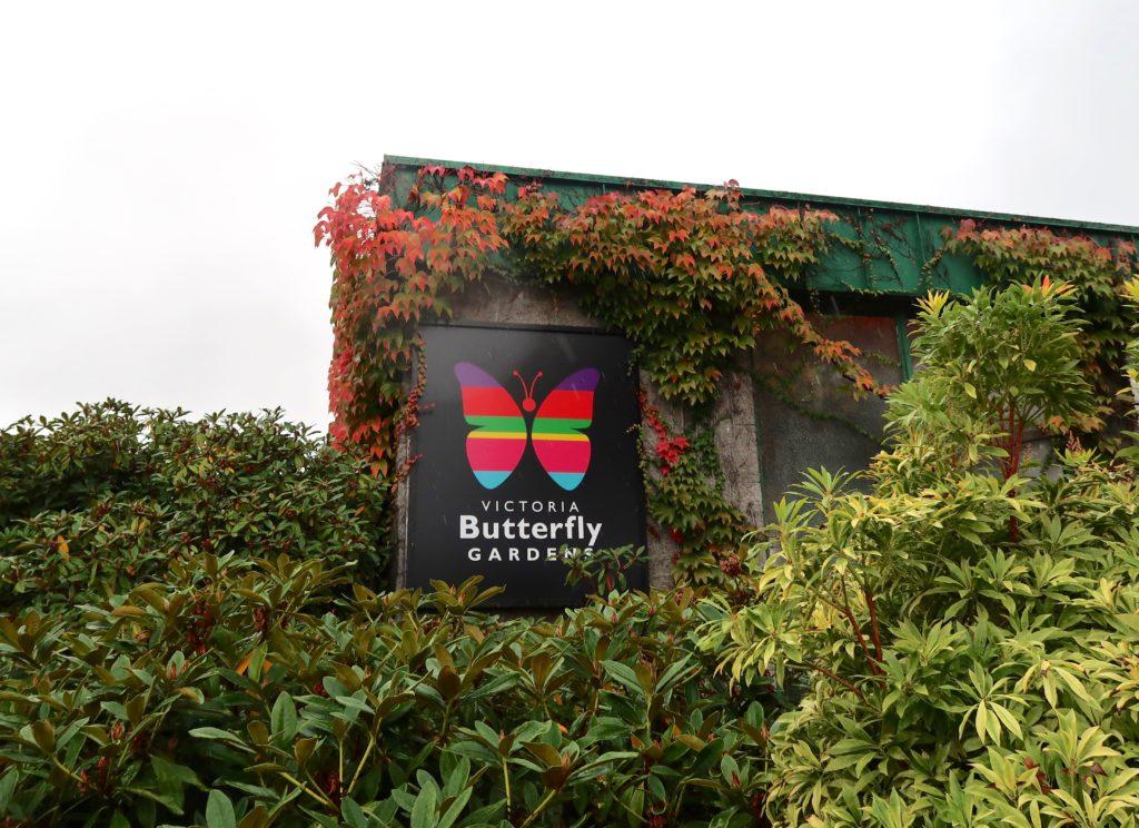 Victoria Butterfly Gardens Victoria British Columbia Canada
