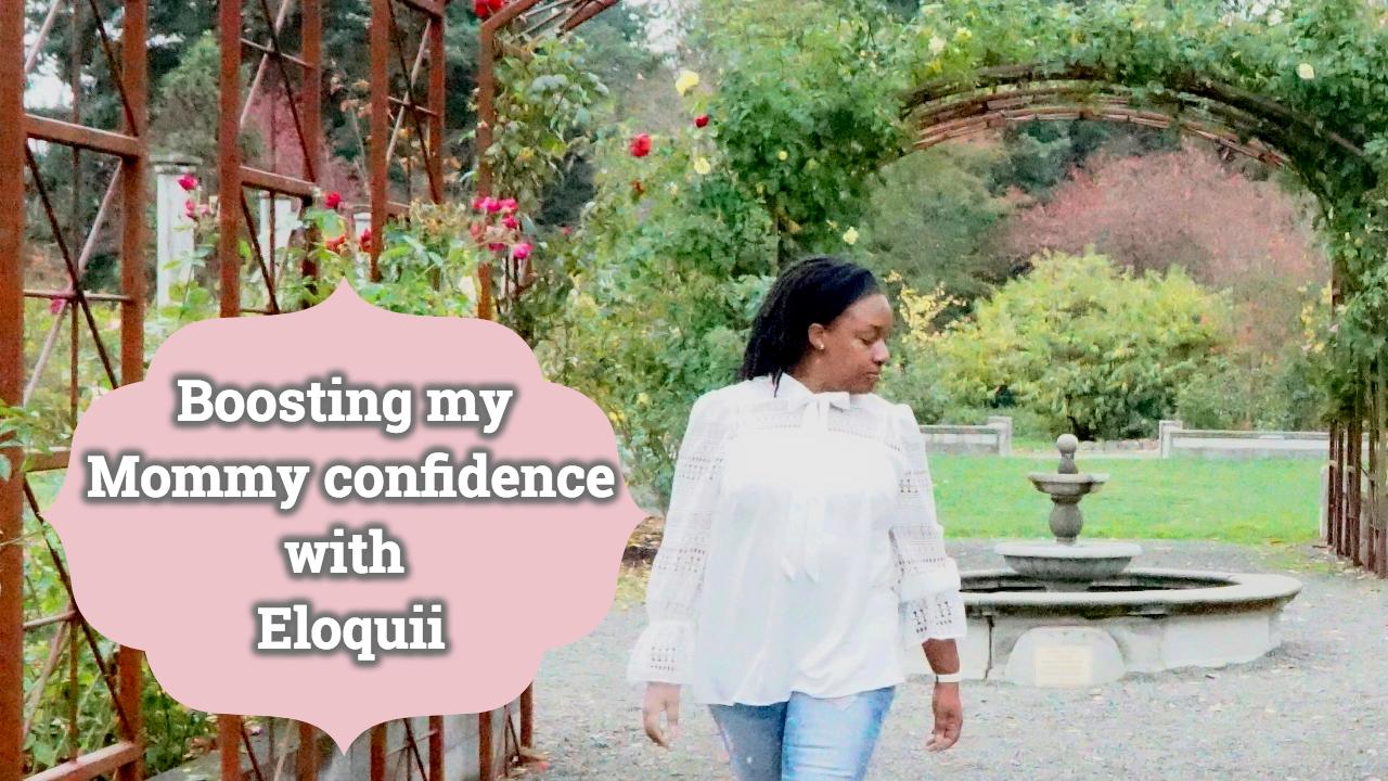 Postpartum Confidence Boost with Eloquii