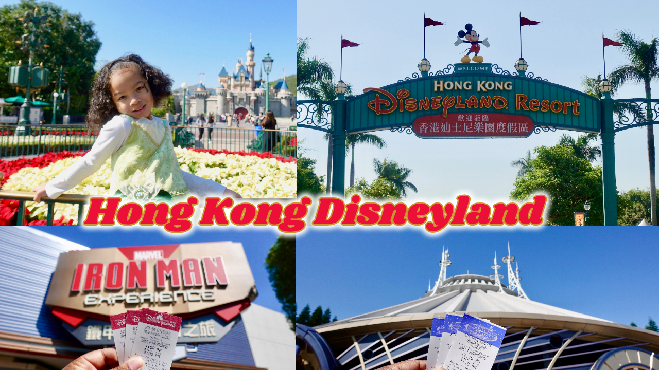 Visiting Hong Kong Disneyland on the Autism Spectrum