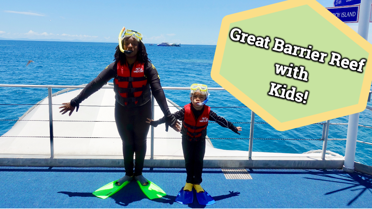 Great Barrier Reef with Kids
