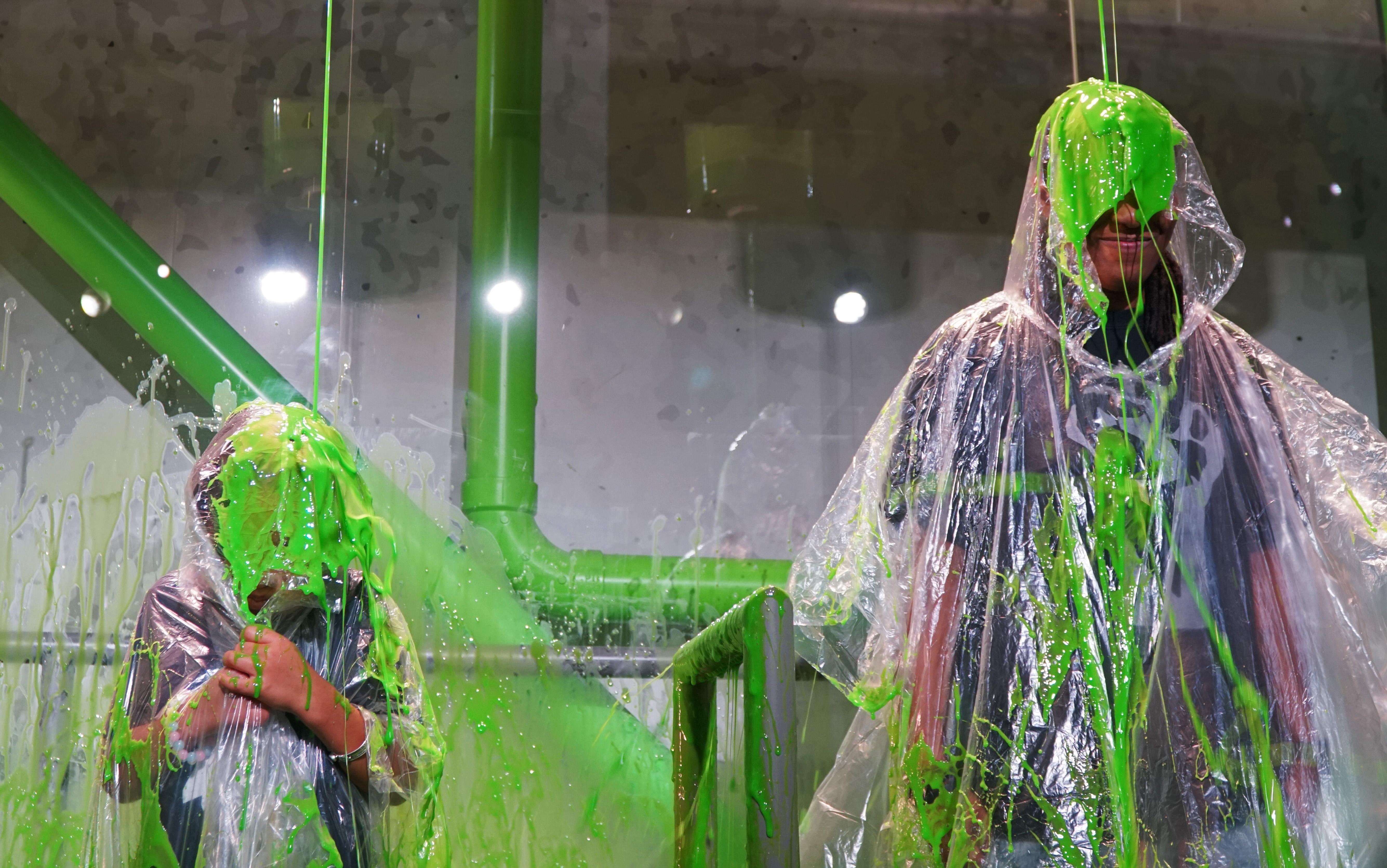 Nickelodeon Slime City